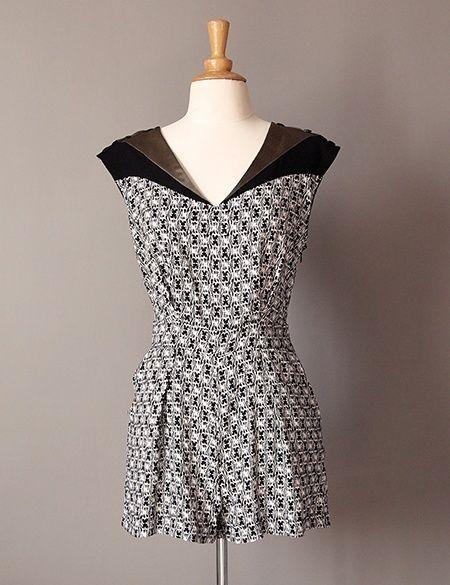 Republic of Chiffon //Playsuit & Dress