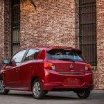 2014 Mitsubishi Mirage ES Release Date