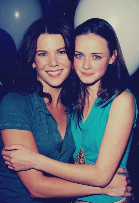 I miss Gilmore Girls so much.