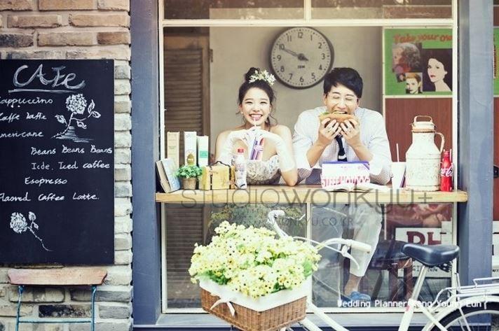 Korean Wedding Studio #WonkyuNobless