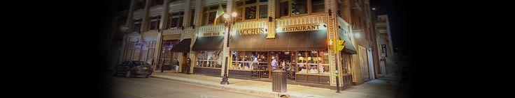 Bacchus Wine Bar & Restaurant - rehearsal dinner
