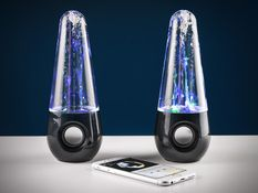 Neu - Bluetooth Water Dancing Speakers,
