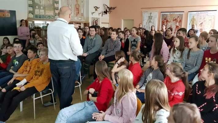 Školáci v Brně diskutovali o černých skládkách #cerneskladky #odpady