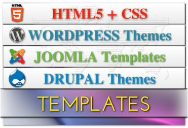 Templates & Themes $1.99