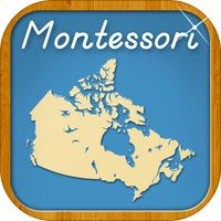 Provinces & Territories of Canada - A Montessori Approach to Geography HD by Rantek Inc.