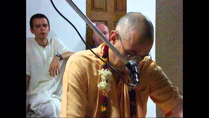 Niranjana Swami. Sri Harer Namastakam  Mayapura 2011