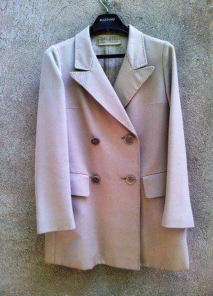 À vendre sur #vintedfrance ! http://www.vinted.fr/mode-femmes/autres-manteaux-and-vestes/35395783-veste-ted-lapidus-vintage