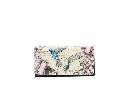 Peněženka Disaster The Aviary s kolibříky