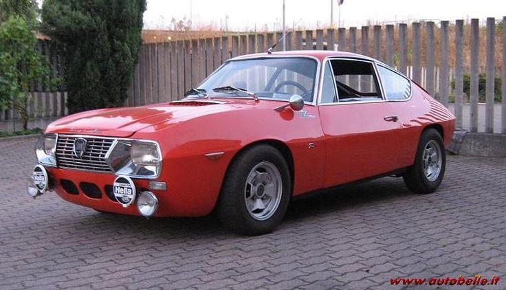 Lancia Fulvia Sport Zagato 1.3S