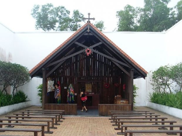 Pay homage to the fallen at Changi Chapel | Price: Free Address: 1000, Upper Changi Road North S507707 | Type: Educational / Historic