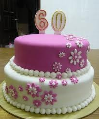 11 best Mums 60th birthday cake ideas images on Pinterest Cake