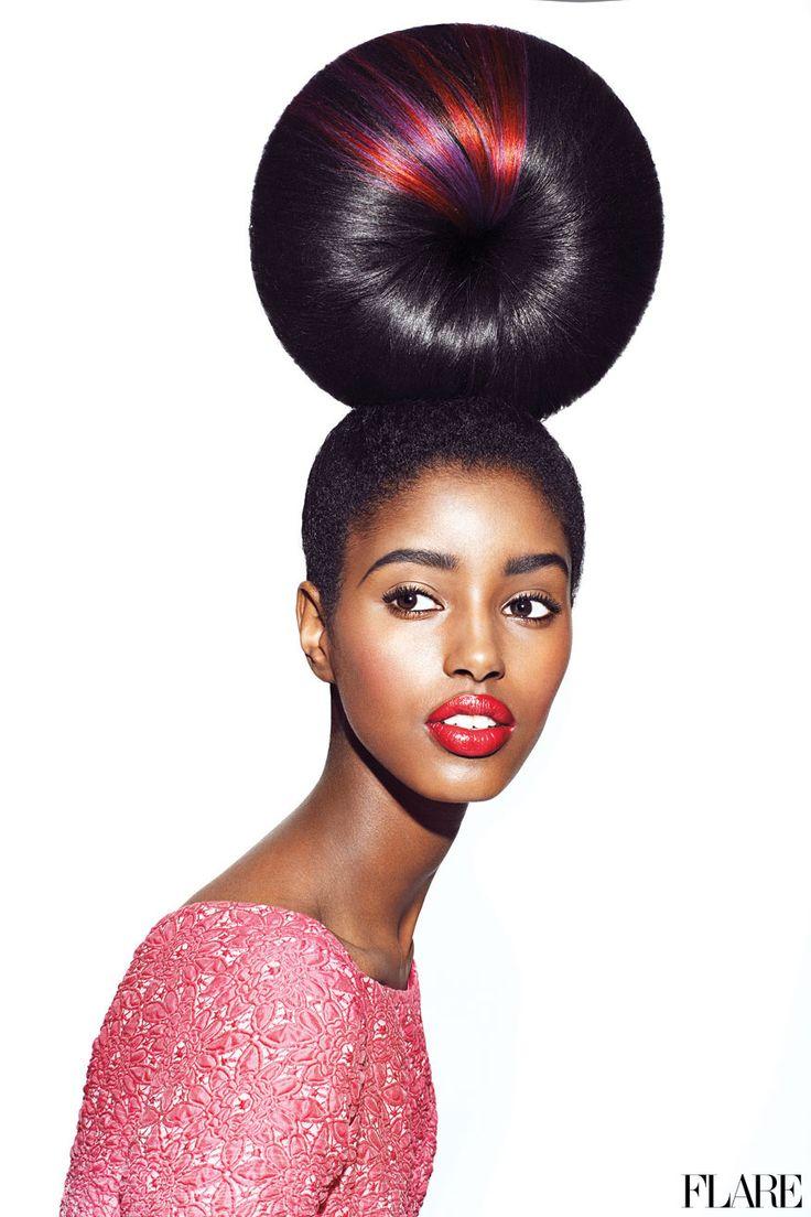 142 best Creative hair design images on Pinterest