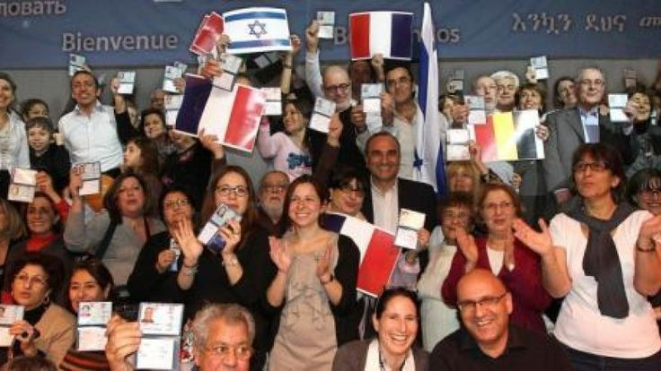 Report: French Jews Fleeing to Israel in Record Numbers | Truth Revolt
