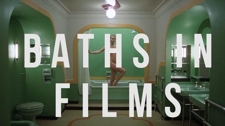 いくつ分かるか 記憶に残るいろいろな映画の入浴シーン集