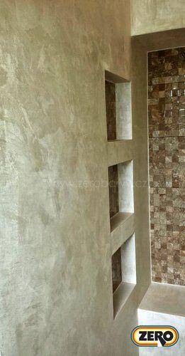 ZERO Magictouch / dekorativní stěrka do kuchyní, obývacích prostor, koupelen místo obkladu, na fasády budov, vysoká odolnost, snadno čistitelné