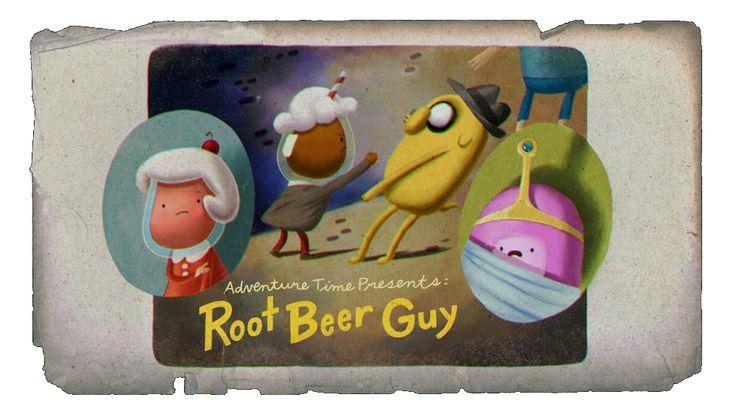 Episodio 43 – El Hombre Cerveza de Raíz | Hora de Aventura - Todos los Episodios Online