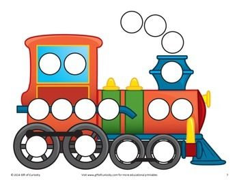 This free Transportation Toys Do-a-Dot Printables Pack from Gift of Curiosity features fun do-a-dot worksheets of eight different transportation toys: sail boat, car, backhoe, bus, dump truck, train, helicopter, and airplane.  Visit http://www.giftofcuriosity.com/transportation-toys-do-a-dot-printables/ for an extended version of this Transportation Toys Do-a-Dot Pack with even more do-a-dot activities!