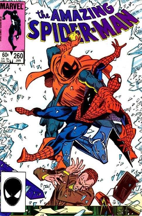 The Amazing Spider-Man #260 - The Challenge of Hobgoblin