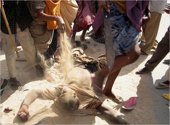 the battle of mogadishu   Mustafa Abdi/Agence France-Presse — Getty Images