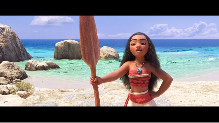 Meet Moana. The spirited teenager who sails out on a daring mission to prove herself a master wayfinder and fulfil her ancestors' unfinished quest. In UK cinemas today.