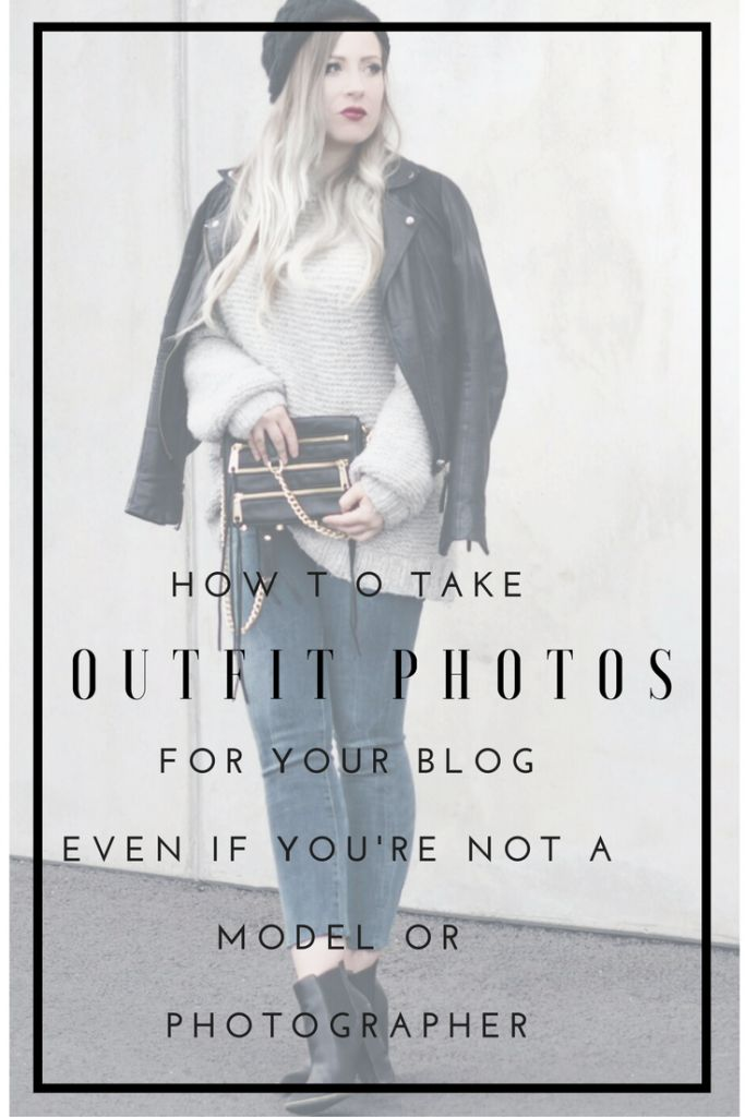 How to take outfit photos