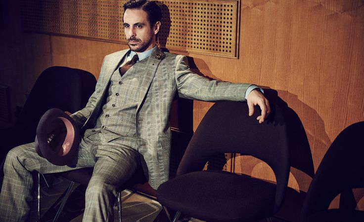 I'd love to buy this suit. I'd wear it once maybe twice and then wonder why I didn't take the money and travel to europe instead.  MR EMUN ELLIOTT   ONE TO WATCH   The Journal MR PORTER