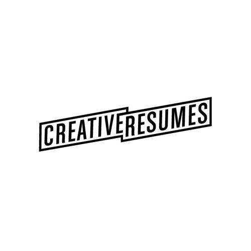 CreativeResumes.co Logo Concept Ontwerp door MW Logoïst