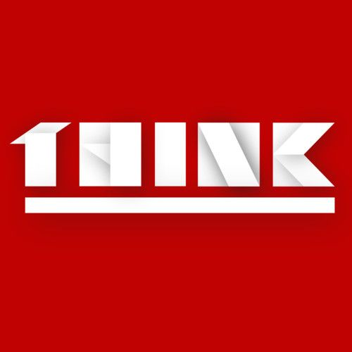 think is a T Shirt designed by deshalbpunkt to illustrate your life and is available at Design By Humans
