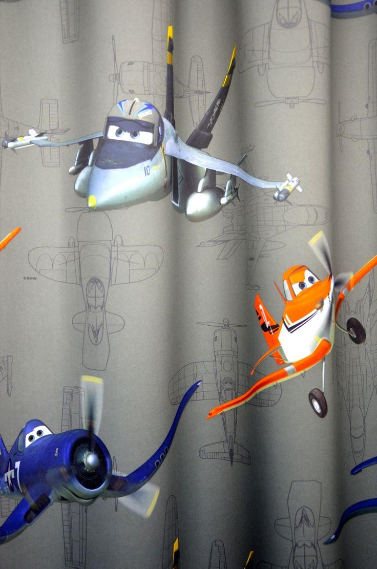 Disney Planes (verduisterend) sfeerfoto