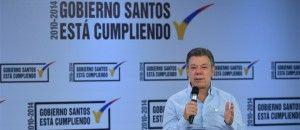 Este es un gobierno progresista y reformista: Santos
