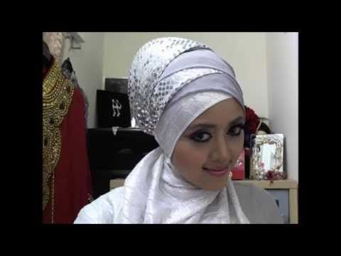 Heejab Ala Me Anggun Muslimah redo heejab pengantin pesta dan wisuda