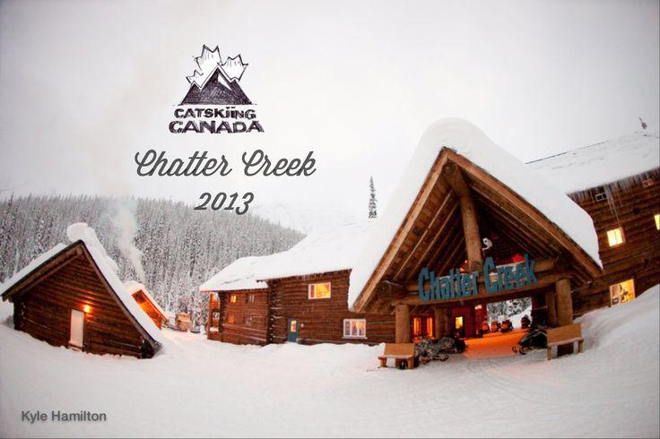 Catskiing : Catskiing Canada at Chatter Creek  / Parov Stelar edit