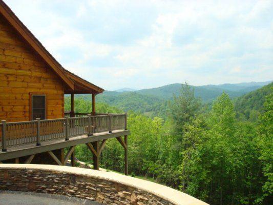 Mountain Getaway - Blue Ridge Mountain Rentals - Boone and Blowing Rock NC Cabin Rentals