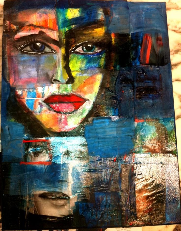 beautiful painting by carolina gynning
