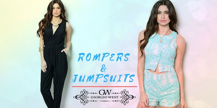 Dacia #Jumpsuit For Women - An elegant look to your style with #BlackJumpsuit #Fashion