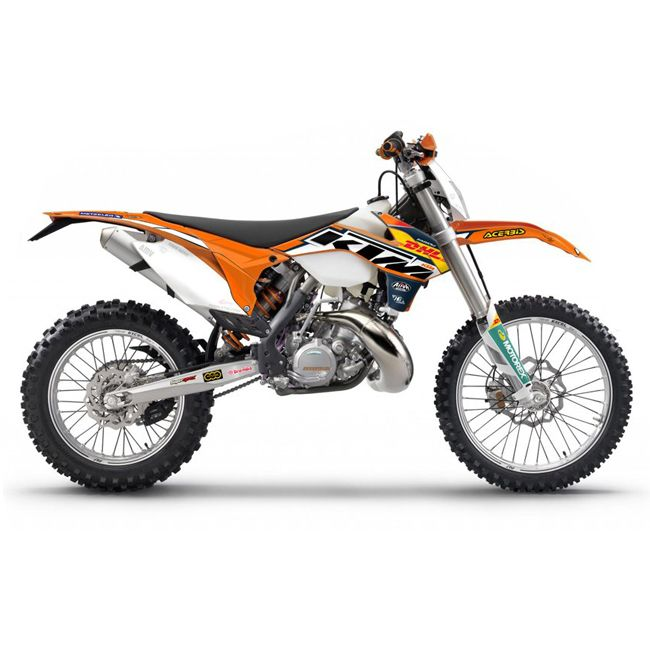 Kit Deco dhl factroy enduro replica 2014 KTM EXC 2014