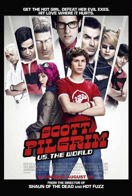 Scott Pilgrim vs. the World Full Movie Online 2010