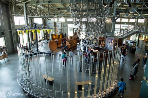The Exploratorium science museum in San-Francisco, USA, photo