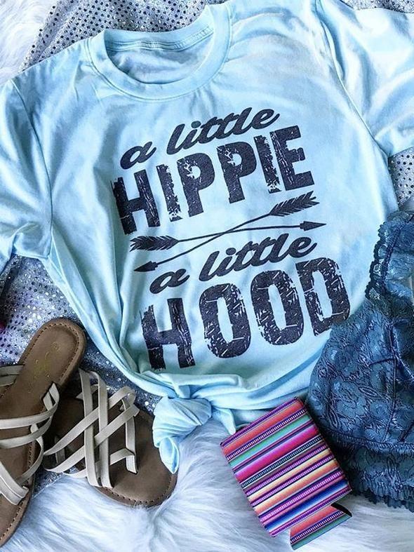 A Little Hippie A Little Hood Arrow T Shirt With Images Arrow