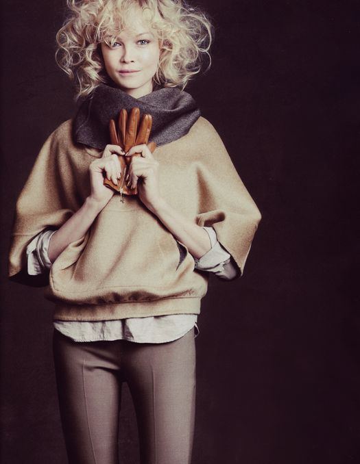 Poncho hoodie: Crazy Hair, Fall Style, Style Inspiration, J Crew, Outfit, Fall Looks, Big Hair, Jcrew, Curly Hair