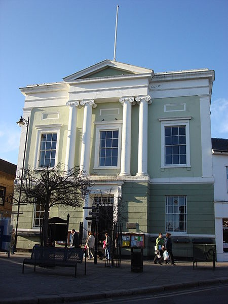 Town Hall. Sudbury, Suffolk