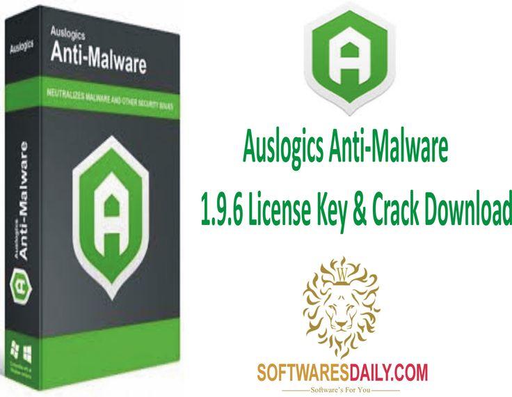 Auslogics Anti-Malware 1.9.6 License Key & Crack Download,Auslogics Anti-Malware 1.9.6 License Key,Auslogics Anti-Malware 1.9.6 & Crack Download............