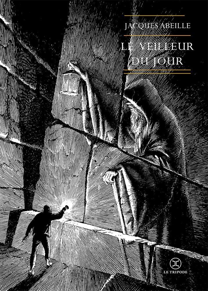 couverture du livre Le Veilleur du jour