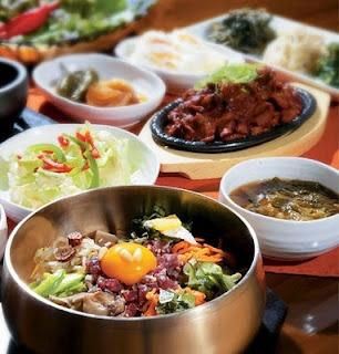 Korean food, everyone should try it