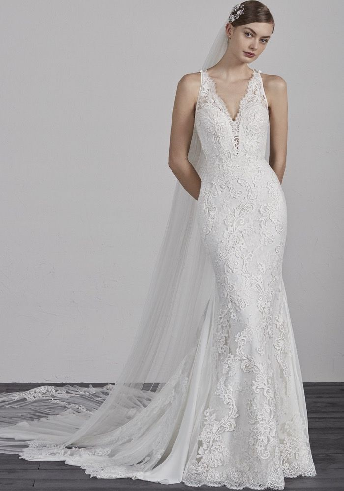 Pronovias 2019 Bridal Collection Erin Wedding Dress Wedding Dresses Rent Wedding Dress Dresses