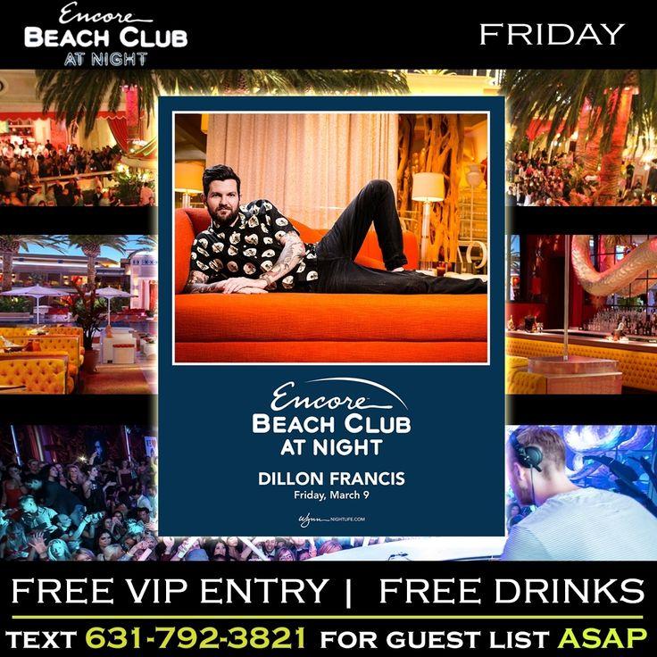 TONIGHT 10:30pm - 1am GUEST LIST  FREE ENTRY Girls/Guys FREE PREMIUM DRINK TICKETS  TEXT NOW to be added 631-792-3821  _____________________________________________________ Located on the Encore Hotel  #vegas #lasvegas #vegasready #vegasbound #vegasbaby #vegaslocals #vegasstrip #vegaspromoter #bachelorette #caesarspalace #bellagio #wynn #cosmopolitan #freeguestlist #vegasclubs #omnia #omniapromoter #hakkasan #marquee #xs #drais #vegas2017 #sincity #vegasweekend #guestlist #vegasstrip…
