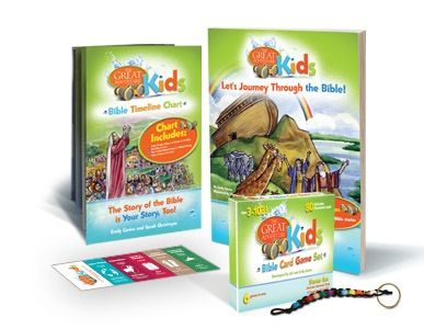 Ascension Press - Kids Bible Study    Noah