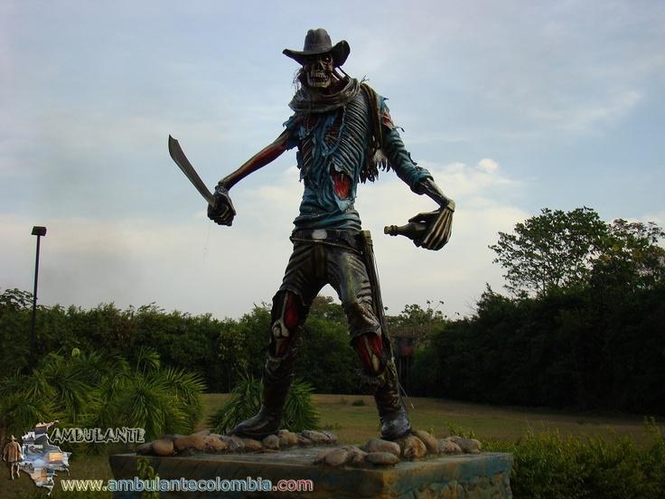 Juan Machete, Leyendas Colombianas. Villavicencio Meta