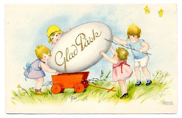 vintage glad pask - Google Search