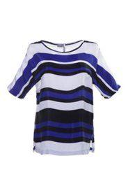 69416677 - gestreepte blouse Ulla Poppken